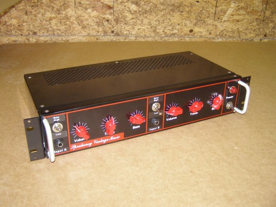 StereoPreamp