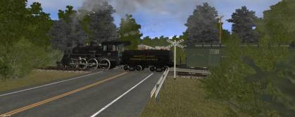 Crossing Wyndhurst Ave