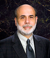 Photo of Ben S. Bernanke