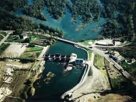 Barrage d'Artix
