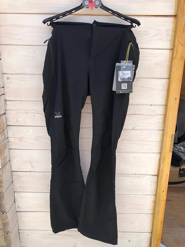 pantalone uomo nero federescursionismo sicilia