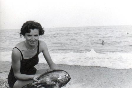 A mia madre Marina