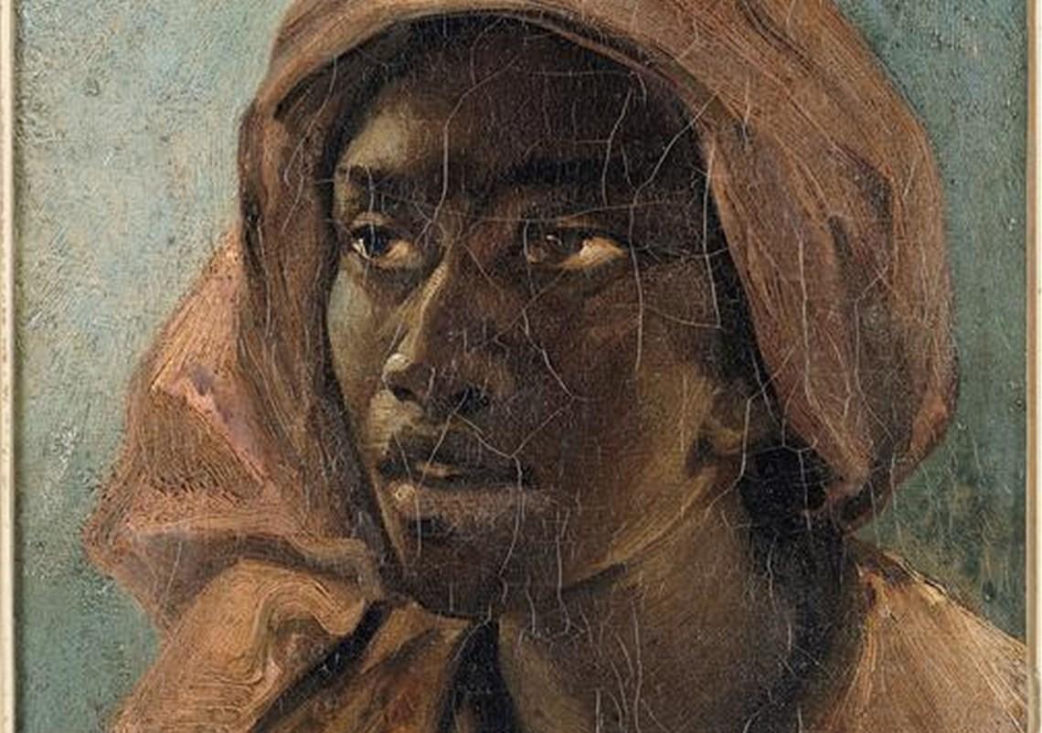 Il pARTicolare. Il Ritratto di donna nera di Théodore Géricault