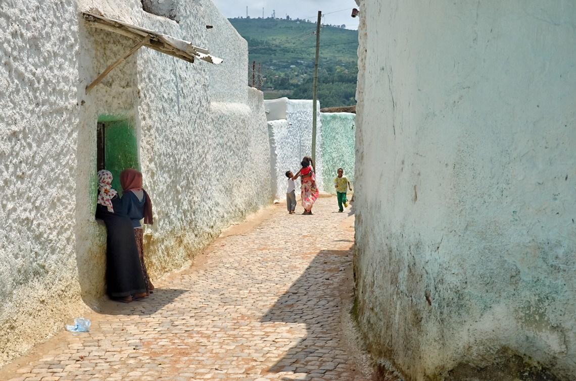 Il pARTicolare. Chiara Del Sordo e i suoi Frammenti d'Etiopia
