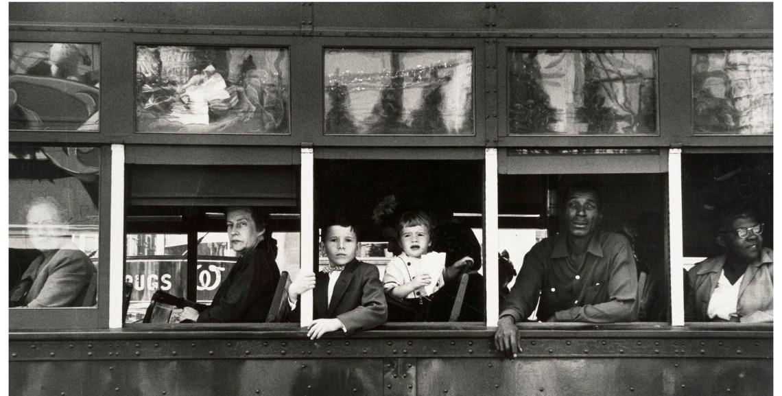 Il pARTicolare. Il Tram. Tra Robert Frank e Jack Kerouac