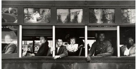 PHOTOGRAPHY – Il pARTicolare. Il Tram, tra Robert Frank e Jack Kerouac