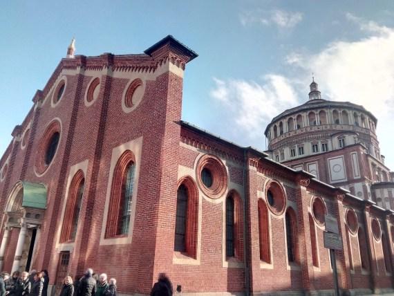 UTE – Il Cenacolo Vinciano e la chiesa di Santa Maria delle Grazie