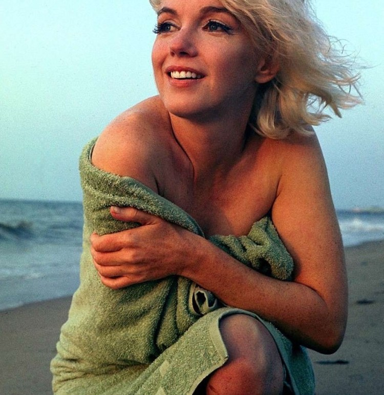 PHOTOGRAPHY – Il pARTicolare. Eve Arnold e Marilyn Monroe