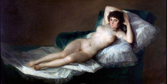 UTE – AA 2017 2018, l'Ottocento e Francisco Goya