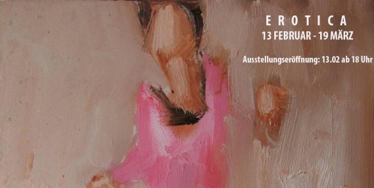 """Il pARTicolare. """"Erotica"""" alla Galerie Julia Dorsch. Stefano Bosis"""