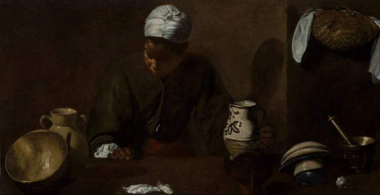 Il pARTicolare. Velázquez e il Sacro dentro