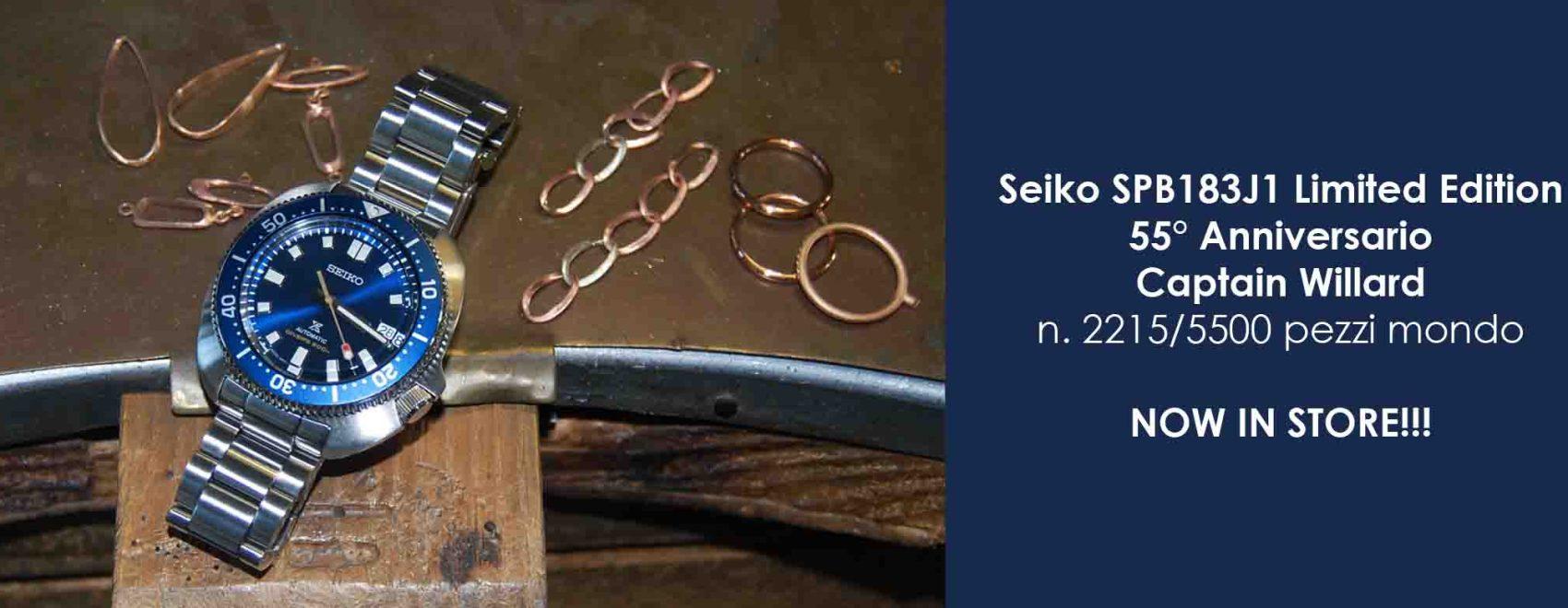 Seiko Limited SPB183J1