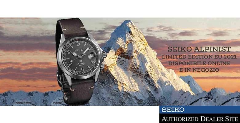 Seiko Alpinist SPB201J1