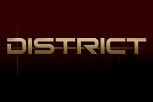 District - Dystopian Future in my Vision