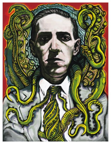 H.P. Lovecraft and the Mythos