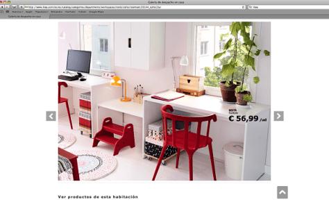 Imagen Constextual en la tienda online - Organizar las categorías de una tienda online
