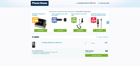 Productos complementarios en la tienda online - Organizar las categorías de una tienda online
