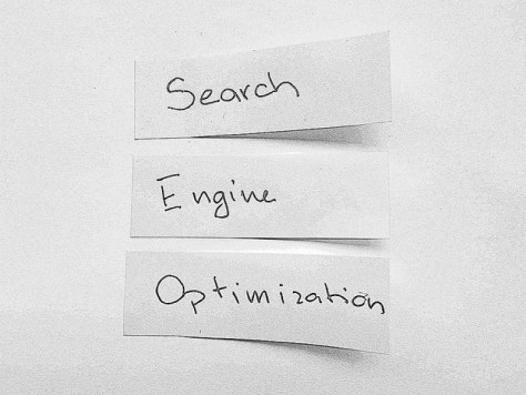 search engine optimización