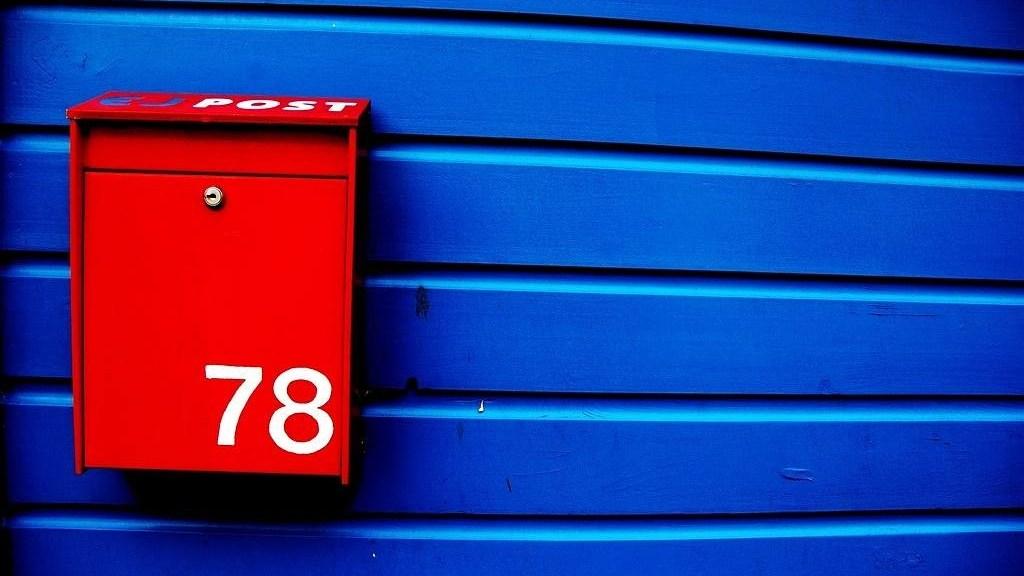 Mail buzón