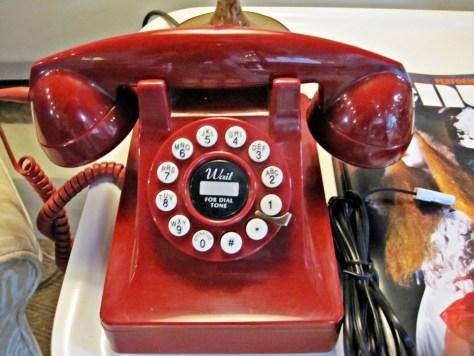 Teléfono instrumento de atención al cliente