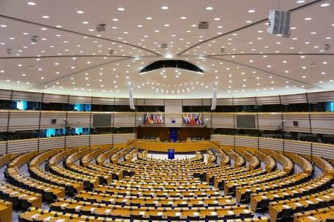 Legislación Parlamento Europeo