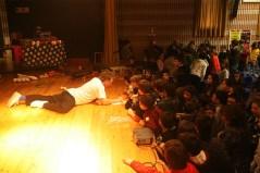 Fisica sognante : auditorium scuola media statale di Rivignano (UD)