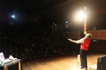 Fisica sognate al Teatro Bismantova