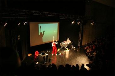 Fisica Sognante Teatro di Romanengo (liceo G. Galilei)