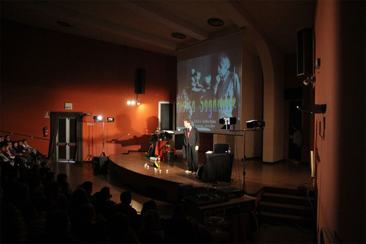 Fisica Sognante - Isis Edith Stein Gavirate