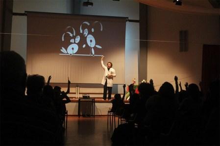 Il Giocoliere della Scienza , Marostica - Festa della Matematica
