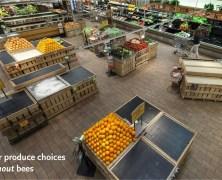 Il Supermercato…senza api!