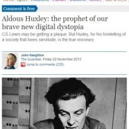 """books –  """"Il mondo nuovo"""" di Aldous Huxley"""