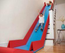 Lo scivolo da casa – Home's slide