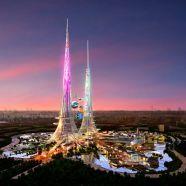 Phoenix Towers (ECO)China – le (eco)torri più alte del mondo fra tre anni puliranno l'aria di Wuhan