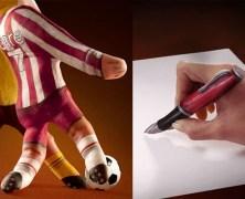 Illusions on the hands – Illusioni sulle mani