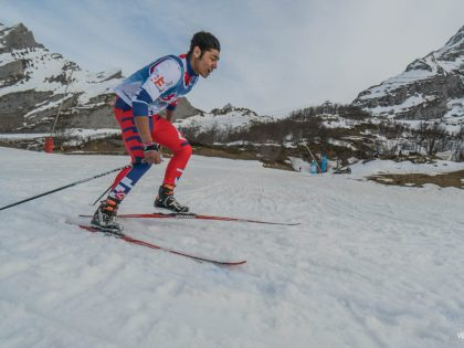 INAS partners with World Para Nordic Skiing