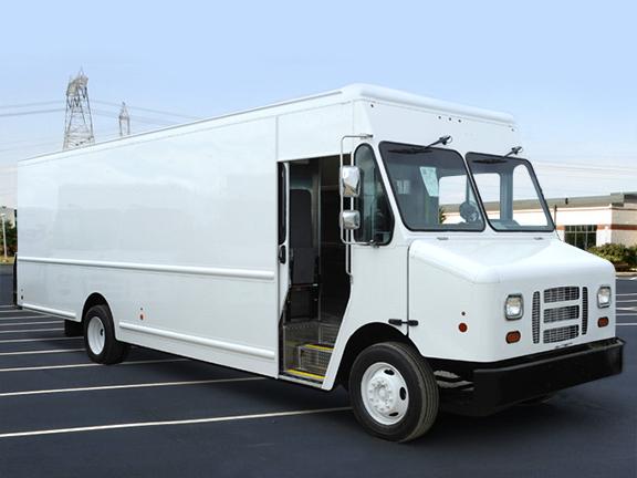2017 Fedex Stepvans For