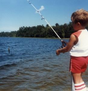 Cabin Aug 1985
