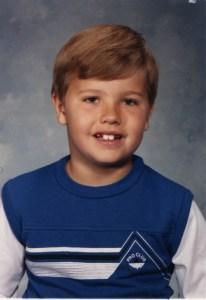 Second Grade 1986