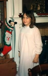 Christmas morning 1988