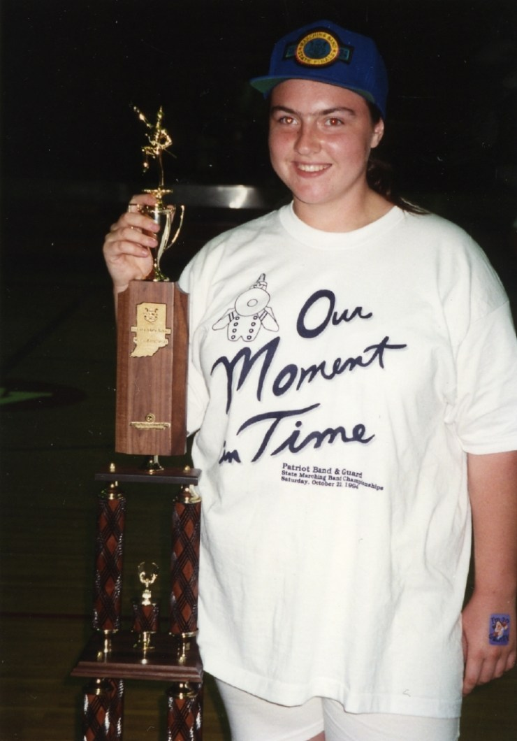 Clare Band Champs 1994
