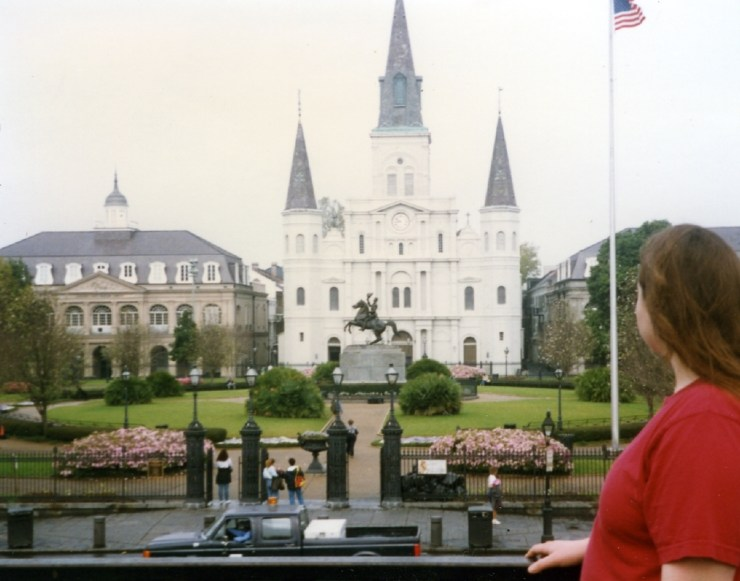 New Orleans 1995