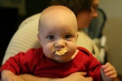 Spencer likes bagels