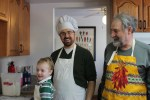 Bakers in their aprons