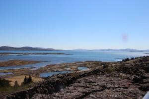 Thingvallavatn - Iceland's largest lake
