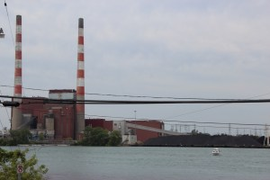 Trenton Edison power plant, soon to be decomissioned