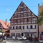 Traditional southern German architecture - fachwerk haus