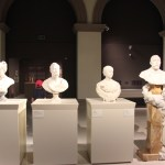 Statues in Museo Nacional