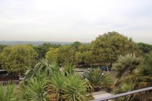 View from Temple de Bebod