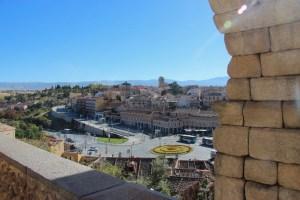 View of Segovia